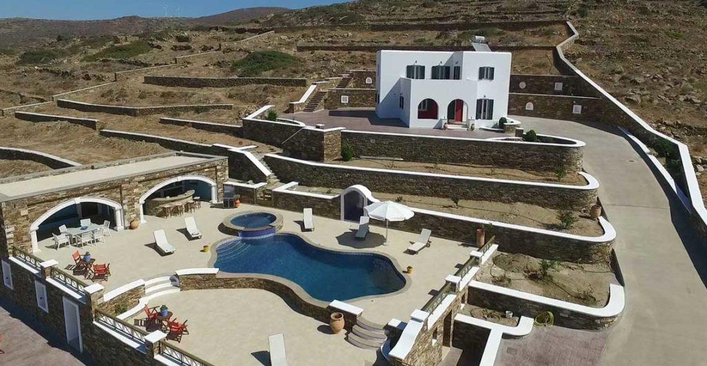 Villa Faith - Aegean Villas Ios Greece